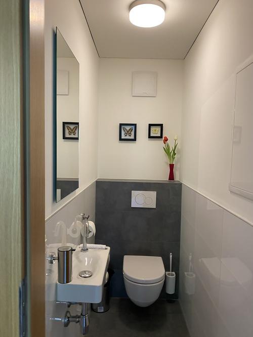 Separates Toilet